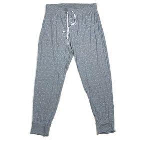 Love by Gap Lounge Pants Super Soft Star Print